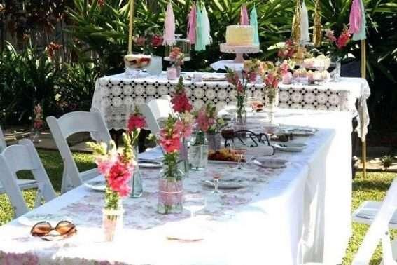 Tiệc cưới mùa hè