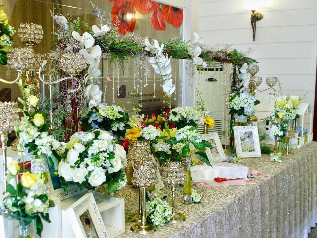 Nhà hàng tiệc cưới Diamond Place Quận Tân Bình