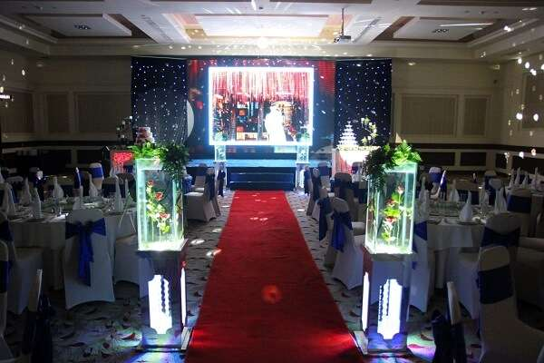 trung tâm tiệc cưới