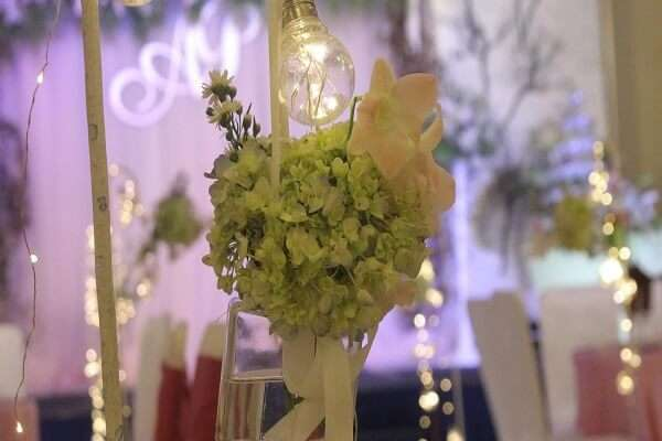 địa điểm diễn ra hôn lễ