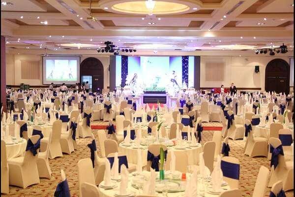 Trung tâm tiệc cưới HCM Diamond Place