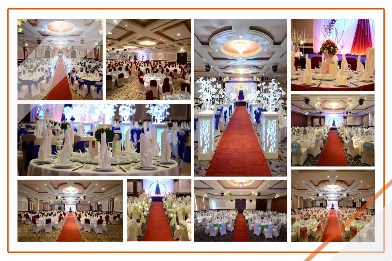 Trung tâm tổ chức tiệc cưới Diamond Place