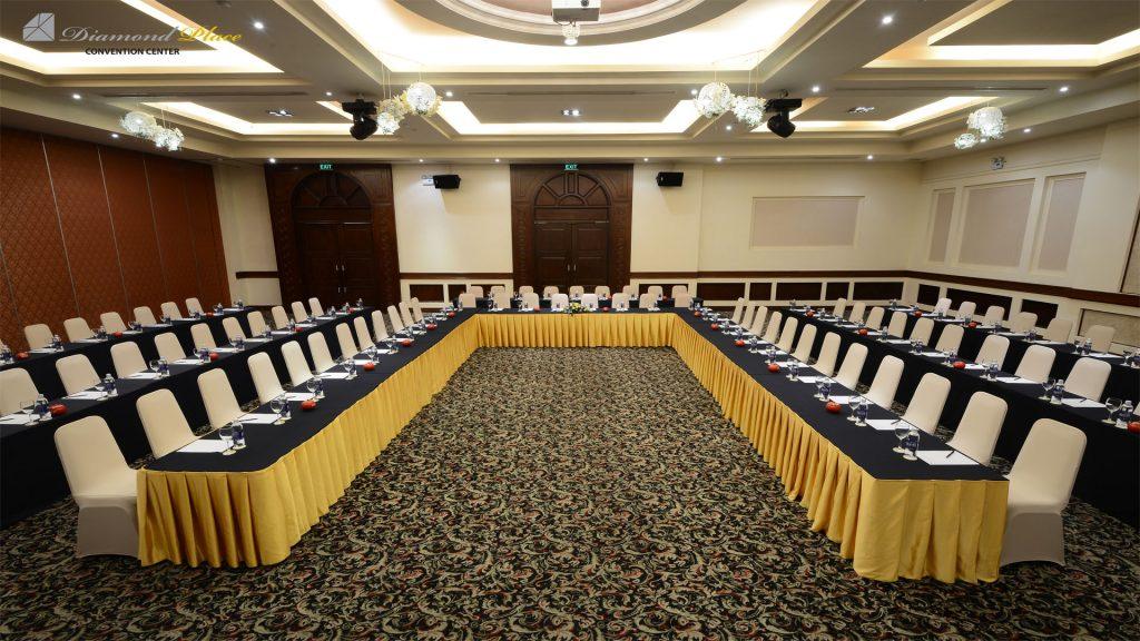 Trung tâm tổ chức hội nghị diamond place